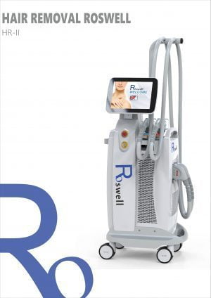 Máy Triệt Lông Diode Laser Roswell